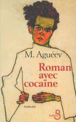 Couverture Roman avec cocaïne