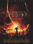 Affiche Les Chroniques de Riddick