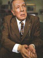 Photo Jorge Luis Borges