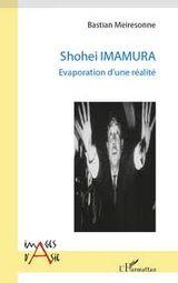 Couverture Shohei imamura : Evaporation d'une réalité