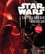 Couverture Stars Wars,l'encyclopédie absolue