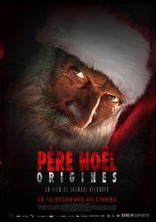 Affiche Père Noël : Origines