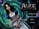 Jaquette Alice : Madness Returns