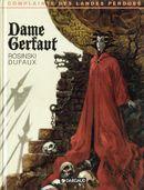 Couverture Dame Gerfaut - Complainte des Landes Perdues, tome 3