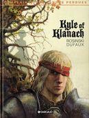 Couverture Kyle of Klanach - Complainte des Landes Perdues, tome 4