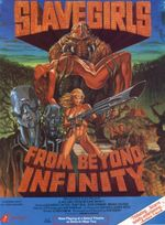 Affiche Slave Girls From Beyond Infinity