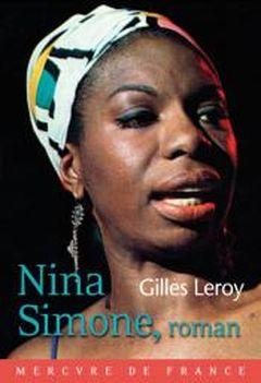 Couverture Nina Simone, roman