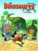 Couverture Les Dinosaures en bande dessinée