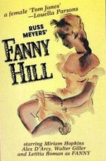 Affiche Fanny Hill