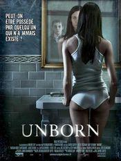 Affiche Unborn