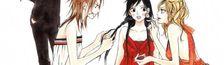 Cover Shojo manga