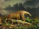 Affiche 64,000,000 Years Ago