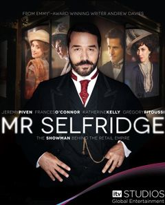 Affiche Mr Selfridge