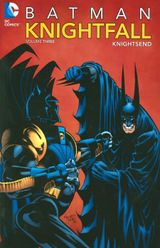Couverture Batman : KnightsEnd (édition originale)