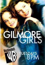 Affiche Gilmore Girls