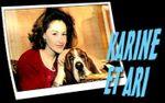 Affiche Karine et Ari