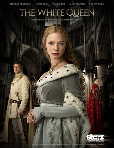 The White Queen - Série (2013) - SensCritique
