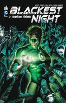 Couverture L'Armée des Ténèbres - Blackest Night, tome 2
