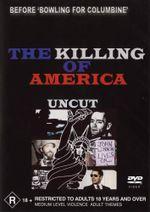 Affiche The Killing of America