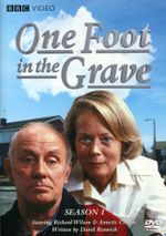 Affiche One Foot in the Grave
