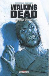 Couverture Amour et mort - Walking Dead, tome 4
