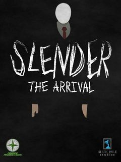 Jaquette Slender : The Arrival
