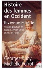 Couverture Histoire des Femmes