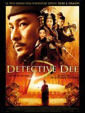 Affiche Detective Dee : Le Mystère de la flamme fantôme