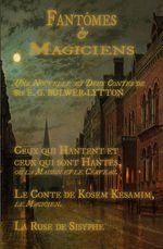 Couverture Fantômes et Magiciens
