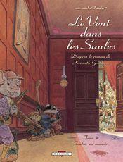Couverture Foutoir au manoir - Le Vent dans les saules, tome 4