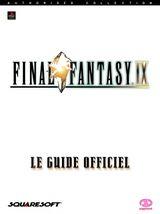 Couverture Final Fantasy IX : Le Guide officiel