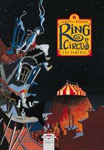Couverture Les Pantres - Ring Circus, tome 1