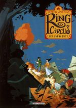 Couverture Les Innocents - Ring Circus, tome 2