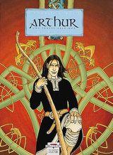 Couverture Myrddin le fou - Arthur, tome 1