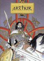 Couverture Arthur le combattant - Arthur, tome 2