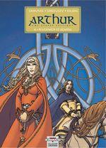 Couverture Kulhwch et Olwen - Arthur, tome 4