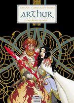Couverture Gereint et Enid - Arthur, tome 6