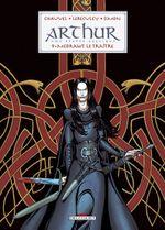 Couverture Medrawt le Traître - Arthur, tome 9