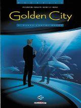 Couverture Banks contre Banks - Golden City, tome 2