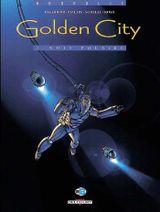 Couverture Nuit polaire - Golden City, tome 3