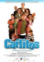 Affiche Carlitos, l'enfant champion