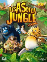 Affiche Les As de la jungle : Opération banquise