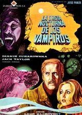 Affiche La Orgía Nocturna de los Vampiros