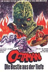 Affiche Octaman