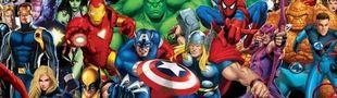 Cover Les meilleurs comics de super-héros