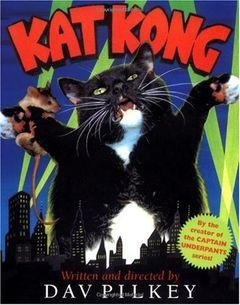 Couverture Kat Kong