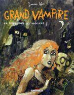 Couverture La Communauté des magiciens - Grand Vampire, tome 5