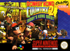 Jaquette Donkey Kong Country 2 : Diddy's Kong Quest