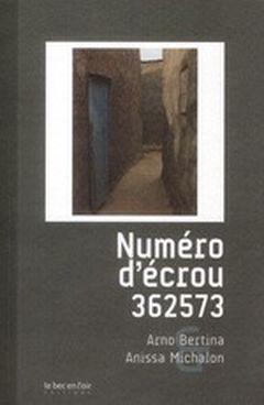Couverture Numéro d'écrou 362573