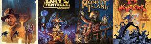 Cover Ici repose LucasArts (1982-2013)